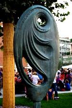 Das Ei in Reggio Emilia