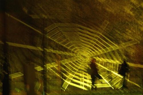Im Spinnennetz der Geschichte