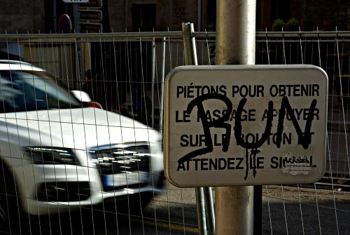 Die Stadt gehört den SUVs - alle anderen haben ein schweres Leben, nicht nur in Marseille