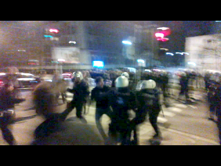 Kundgebung Stop Deportation, Wien 11. April 2013