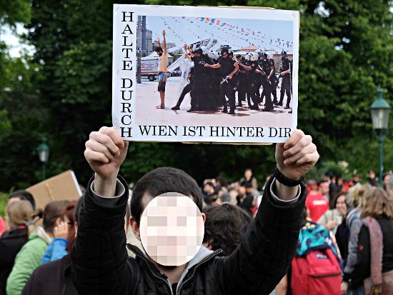 #occupygezi vienna