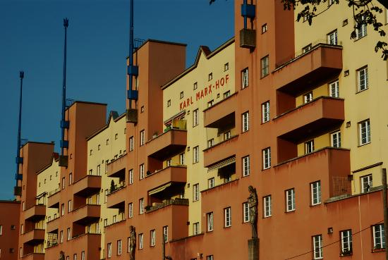 Im Austrofaschismus sammelte die Rote Hilfe nicht nur im Karl-Marx-Hof
