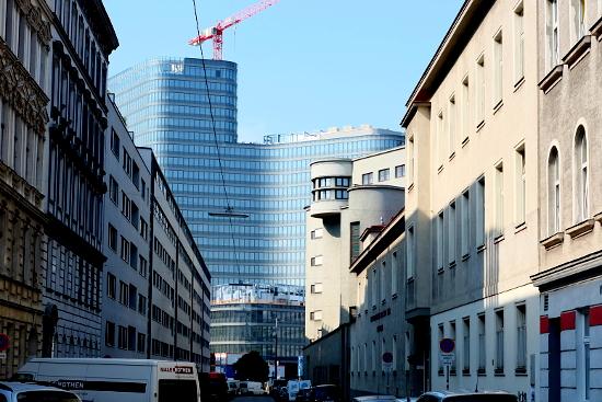 Gentrification im Sonnwendviertel, Wien Favoriten, MayDay14