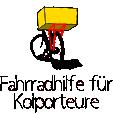 Fahrradhilfe für Kolporteuere*