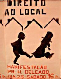 Direito Ao Local, Recht auf Stadt
