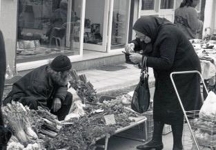 Gemüsemarkt auf Kreta