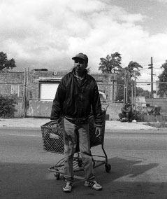 Homeless - Adressenlos - Wohnungslos