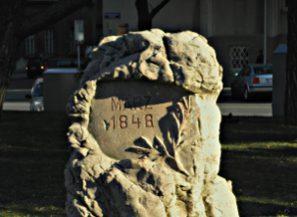 Memorial Märzrevolution 1848, Märzpark Wien