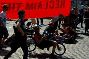 Reclaim the Streets - Helsinki
