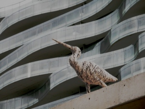 Immobilie mit Kunst am Bau