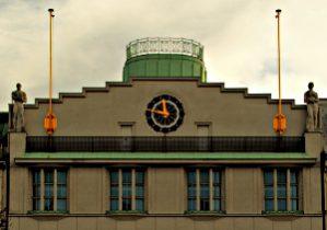 Das ehemalige Vorwärtshaus der SPÖ, Wien