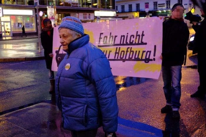 """Shoa-Überlebende Dora Schimanko: """"Über die Gewalt der Burschis redet niemand."""""""