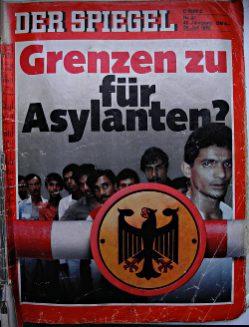Titelseite Der Spiegel 31/1986