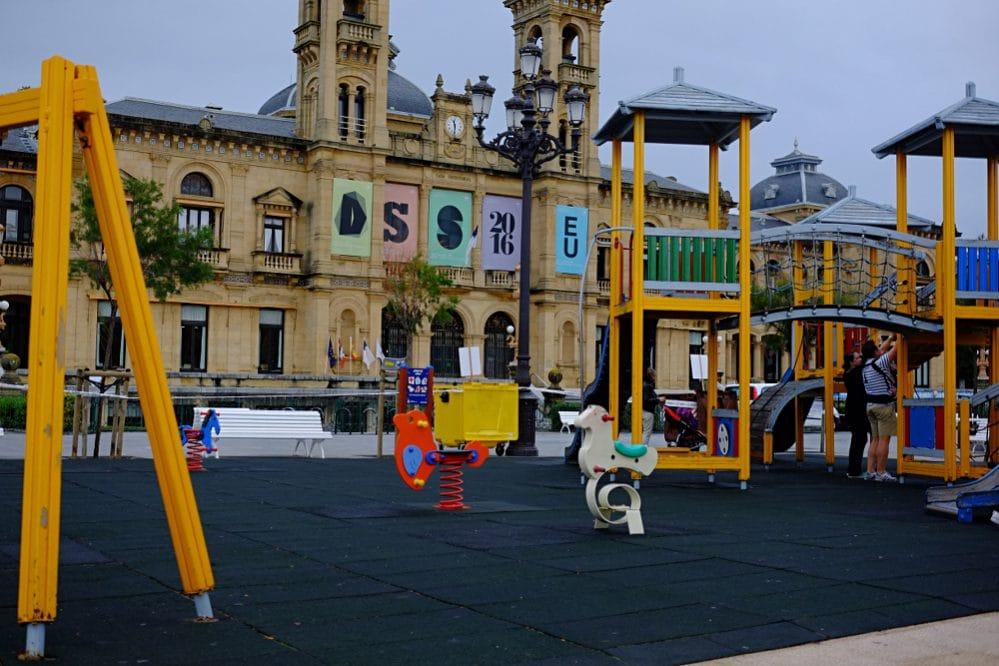 Rathaus der Europäischen Kulturhauptstadt 2016 Donostia