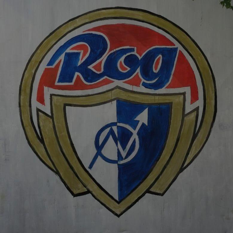 Das autonome Zentrum Rog in Ljubljana ist akut von der Räumung bedroht. phone +386 51600601