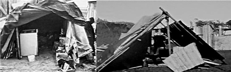 Die Besetzung Sítio Cercado hatte nach Tonella vor allem das Ziel, Druck auf Politik und Öffentlichkeit zu erzeugen, 1988. Auch heute noch werden Besetzer_innen als Schwarze-Planen-Menschen bezeichnet.