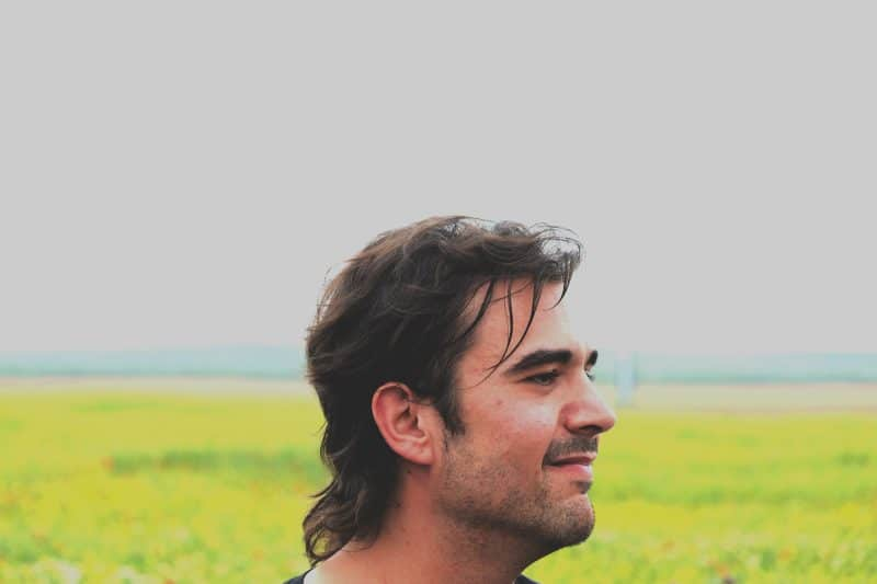 Óscar Reina. Aktivist der Arbeiter_innengewerkschaft Andalusiens (Sindicato Andaluz de Trabajadores - SAT)