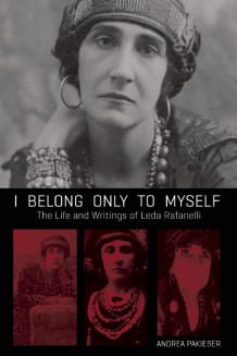 Cover - Andrea Pakieser, I Belong Only to Myself